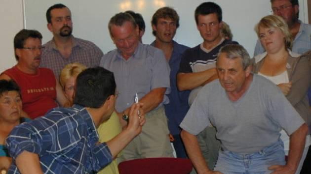 Názorové střety doprovázely čtvrteční zastupitelstvo v Přídolí.