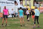Den s hendikepem na Lipno Sport Festu 2019.