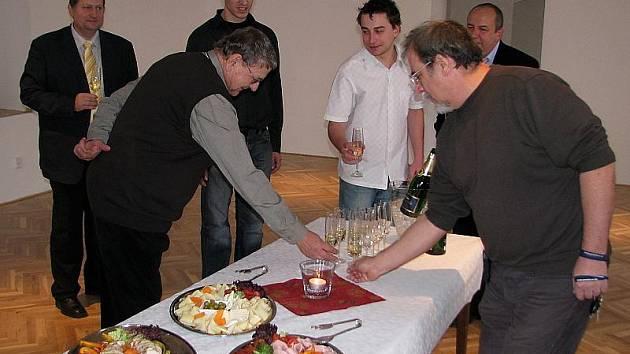 Dodavatelská firma předala vedení českokrumlovského muzea ve středu svoji hotovou práci.