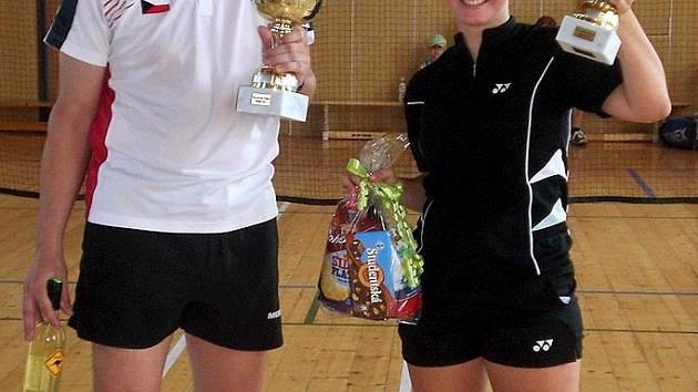 Veletržní pohár skončil v rukou křemežského Michala Koudelky a Terezy Janoštíkové z Českých Budějovic.
