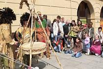 O českokrumlovské muzeum je stále velký zájem. Od nového roku však budou muset návštěvníci počítat s omezeným provozem, protože v objektu vypukne rekonstrukce.