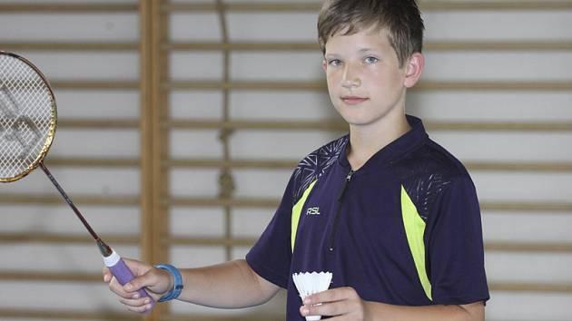 Teprve třináctiletý krumlovský žák Tomáš Švejda získal na MČR U15 dvě bronzové medaile.