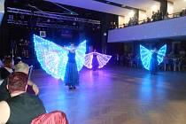 Tradiční ples uspořádali po dvaadvacáté doborvolní hasiči z Pořešína.