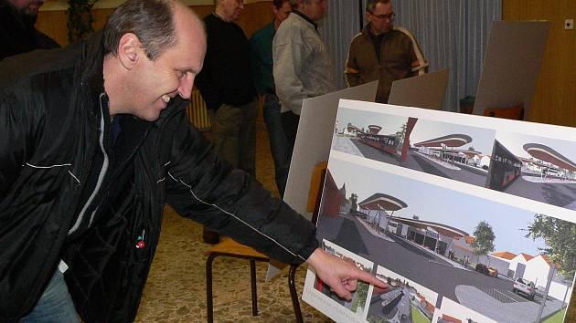 Rekonstrukce autobusového nádraží se připravovala roky.