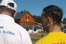 Svou novou základnu v Dolní Vltavici českokrumlovští vodní záchranáři slavnostně otevřeli v sobotu.