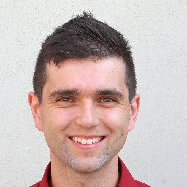 Martin Pařízek, ODS, vedoucí prodejny, 32let
