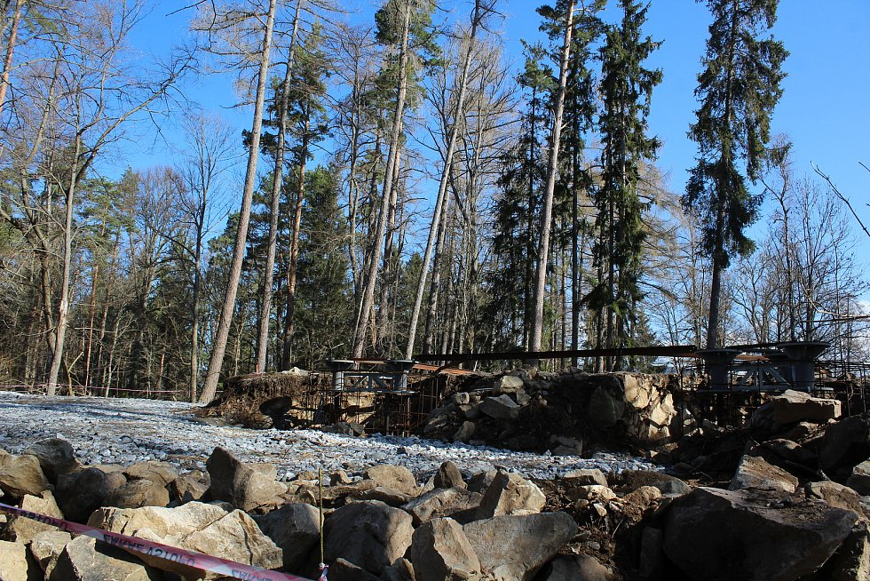 Rozhledna obohatí park na Dobré Vodě v Horní Plané.