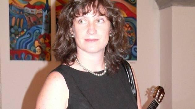 Daniela Šafránková.