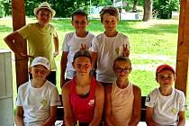 Mladší žactvo Sokola TK Kaplice si zajistilo pro příští sezonu účast v nejvyšší jihočeské soutěži.
