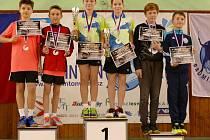 Krumlovští žáci na celostátním turnaji kategorie U13 v Aši.