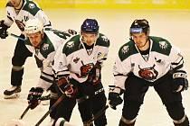 Krumlovští hokejisté podlehli Veselí nad Lužnicí 7:8.