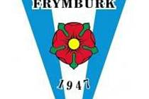 Znak fotbalového klubu FC Šumava Frymburk.