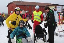 Den s handicapem na Lipně láká rodiny z celého kraje.