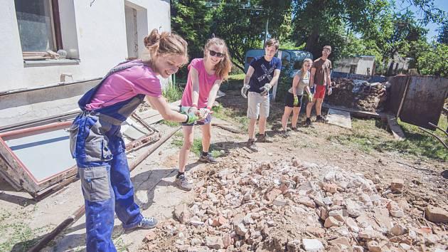Summer Job 2019 v Benešově nad Černou.