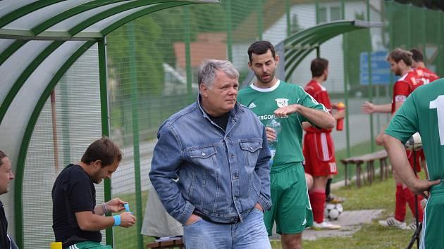 Kouč Lubomír Půlpán nevzhlíží k nadcházející sezoně v oblastní soutěži s přílišným optimismem.