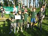 V Kájově se konalo okresní kolo soutěže mladých rybářů Zlatá udice. (Foto: Lenka Augustinová)