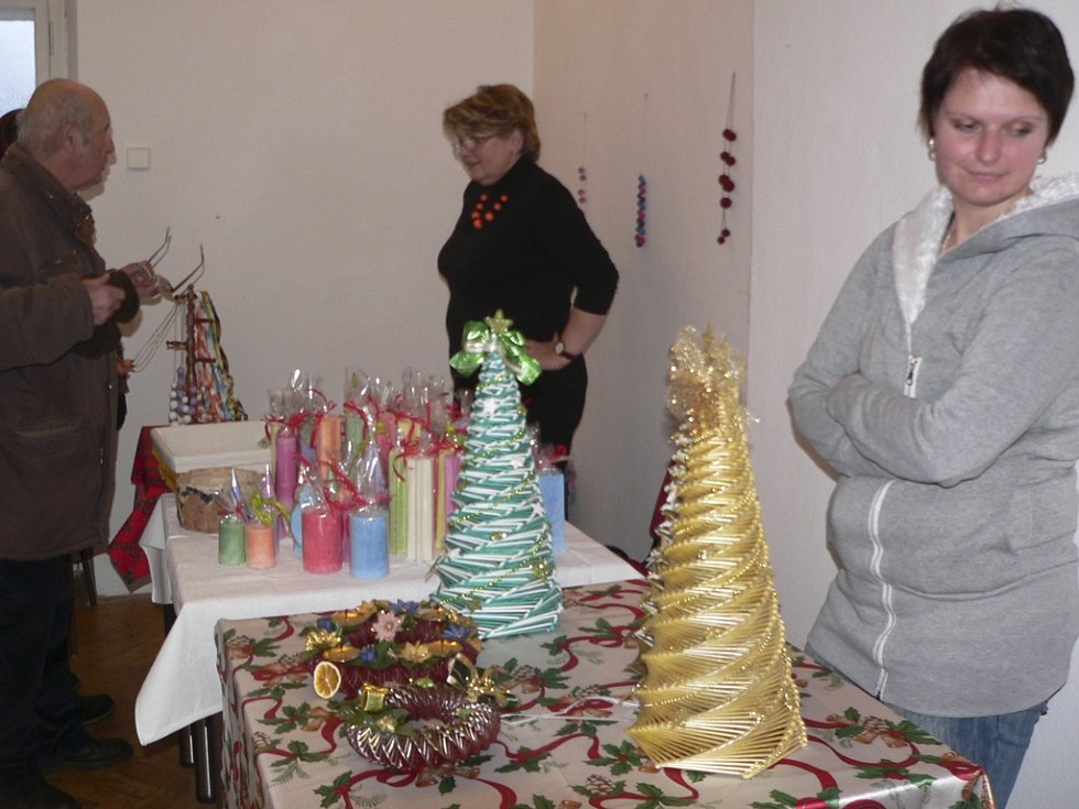 Den plný vánoční inspirace ve Vyšším Brodě.