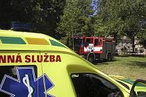 V Loučovicích se topili tři muži.