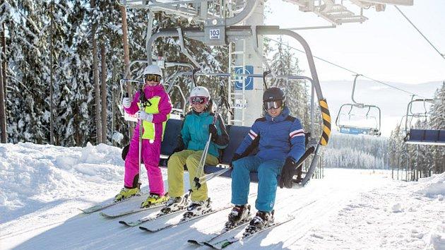 Lyžaři a běžkaři, v sobotu můžete vyrazit na Lipensko