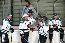 Krumlovští hokejisté prohráli v Soběslavi 7:11.