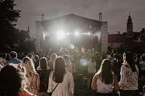 Tomáš Klus přivedl publikum v Krumlově do varu.