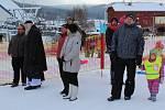 Žádné fronty, pár stupňů pod nulou, skvěle připravené sjezdovky a zábavný program. Lyžařská sezóna 2018/19 na Lipně začala ukázkově.