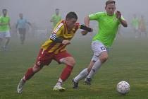 Na podzim dospěla bitva mezi malontským Hraničářem a chvalšinským Sokolem až do penalt, po kterých se radovali hosté.