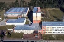 Střední odborná škola strojní a elektrotechnická ve Velešíně.