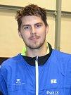 Nejúspěšnější sportovci Českokrumlovska za rok 2018 - badmintonista Jaromír Janáček.