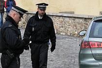 Nemuset denně kontrolovat desítky řidičů při vjezdu do centra, to by strážníkům uvolnilo ruce a čas k další práci.