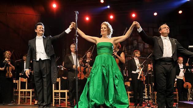 Mezinárodní hudební festival Český Krumlov má za sebou druhý a nejvýznamnější koncert letošního ročníku.