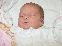 Petra Zaumüllerová a Michal Novotný z Českého Krumlova jsou od 18. prosince 2011 šťastnými rodiči prvorozené Nellinky Novotné, která se narodila v 8.45 hodin a vážila 2,8 kilogramu.
