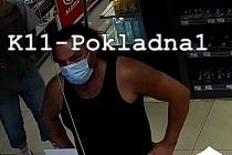 Pomozte kaplické policii s odhalením totožnosti muže na snímku.