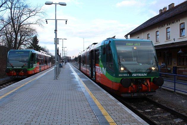 Vejdou se v sezóně cyklisti do vlaků nového dopravce, GW Train a. s., který od prosince provozuje trať z Českých Budějovic do Černého Kříže a Nového Údolí?