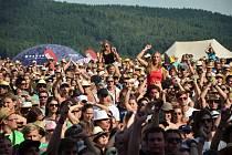 Festival Hrady CZ v Rožmberku nad Vltavou.