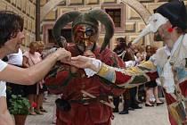 Barokní nocí začal o uplynulém víkendu 27. ročník Festivalu komorní hudby Český Krumlov.