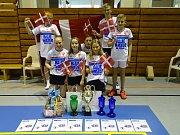 Vítězné družstvo 32. ročníku mezinárodního turnaje mládeže FZ Forza Cup 2017  – dánské družstvo DGI Sydvest Esbjerg.
