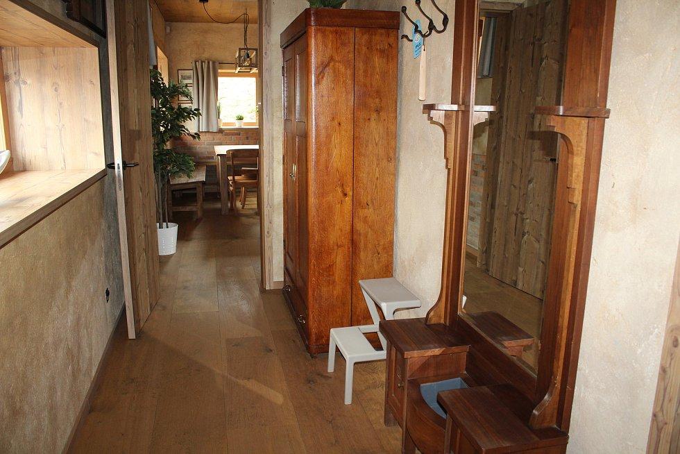 Hotelový resort Knížecí cesta v Bližší Lhotě.