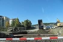 Propojení nového nájezdu na hlavní silnici si vyžádá dvoutýdenní uzavření Urbinské v Českém Krumlově.