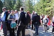Rozhledna na Hradišťském vrchu je otevřena.