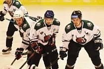 Českokrumlovští hokejisté stejně jako v minulém roce nepřešli v krajské lize přes čtvrtfinále play off.