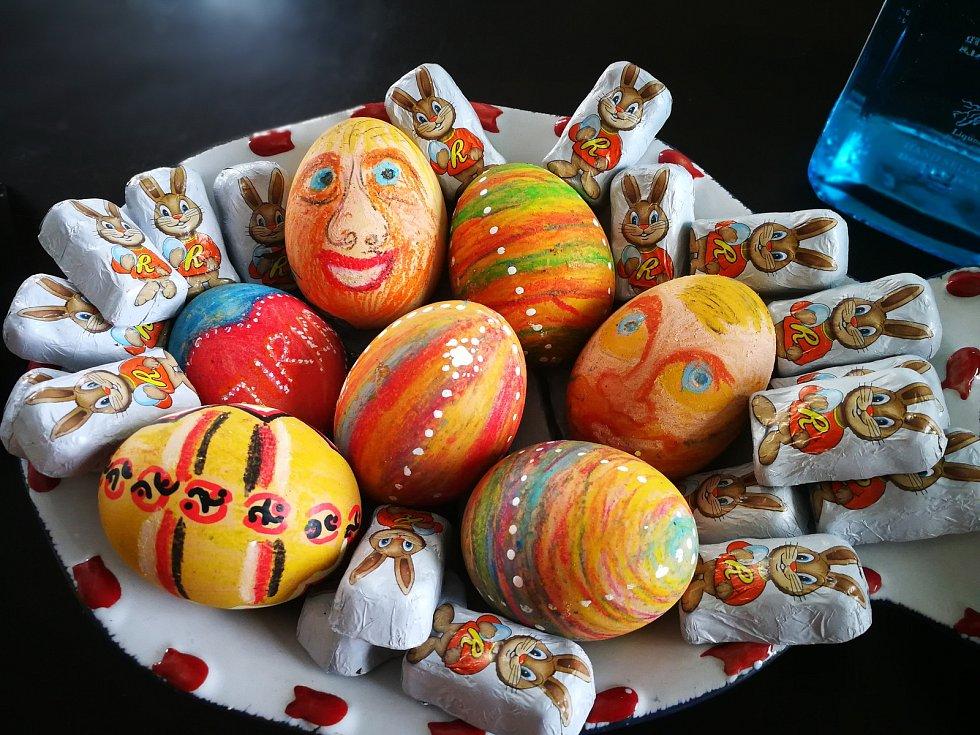Alena Voglová oslavila Velikonoce s manželem a kamarádem na Novém Zélandu.