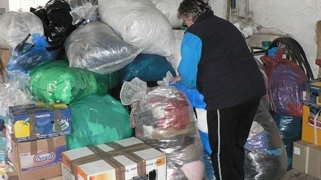 Sbírka věcí pro lidi v nouzi se koná v pondělí ve Zlaté Koruně.