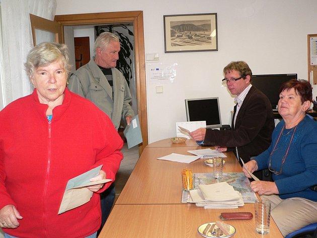 V Přední Výtoni se konaly třetí volby.