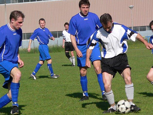 Jarní fotbalové soutěže se již rozjely kompletně.