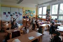 ZŠ Kaplice, Fantova: Děti jsou zpět ve škole
