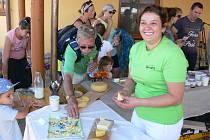 Farmářské slavnosti v Meziříčí u Malont