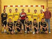 1. celostátní liga ve futsalu / Bombarďáci Větřní - VPS Novabrik Polička 4:2 (1:2).