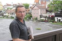 Starosta Lipna nad Vltavou Zdeněk Zídek.