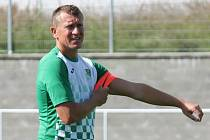 Václav Beránek ze Slavoje Český Krumlov ovládl anketu Deníku o nejpopulárnějšího fotbalistu na Českokrumlovsku.